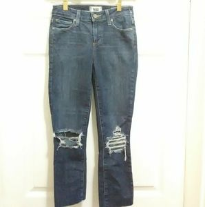 NWOT Paige Verdugo Cropped Jeans